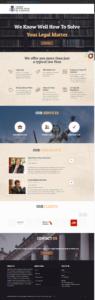 AKKC Law Web Portfolio